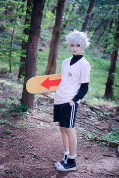 HUNTER×HUNTER Killua Zoldyck - SEUNGHYO(SYO) Killua Zoldyck Cosplay Photo - WorldCosplay