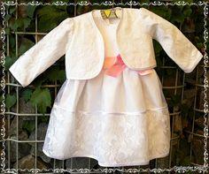 Amelies Hochzeitskleidchen, von Olga genäht !
