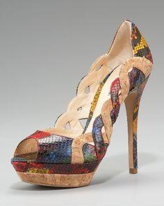 i want these so bad. Alexandre Birman