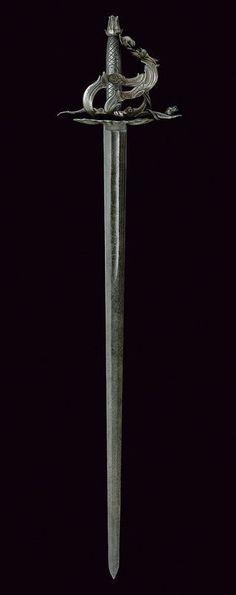 Rapier. Dated: 19th century. Culture: European. | Copyright © 2015 Czerny's International Auction House S.R.L.