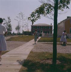 Upper Canada Village, Ontario, September 1961