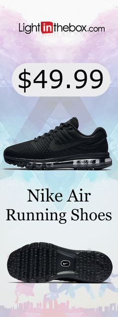 quality design 9e914 58e74 NIKE Air Max 2017 Mens and Women s Running Fitness casual Shoes Running  Shoes For Men,