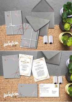 Hochzeitseinladungen Rsvp, Place Cards, Container, Place Card Holders, Canisters