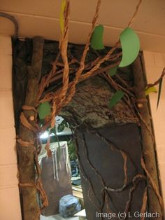 jungle theme party decorations | couple more jungle party planning ideas and resources:
