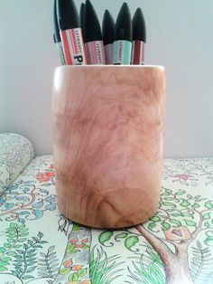 Horse Chestnut Pen or Pencil Pot 716 £14.00