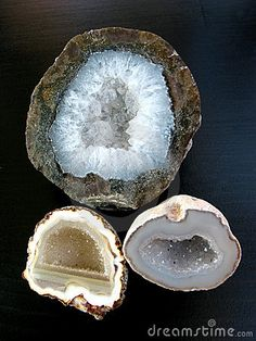 Geodes are the Iowa state rock. Generally, if the rock is light for its size,the crystals will be finer. So much fun to crack open and see what is inside. I loved searching for geodes with my Mom and Dad when I was young!