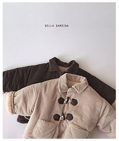 Tofu Corduroy Jacket is a product from the Bella Bambina - Winter 2018 collection. You can order it at our online wholesale market for Korean children fashion brands. Korean Winter, Corduroy Jacket, Fashion Brands, Kids Fashion, Unisex, Children, Sweaters, Jackets, Collection