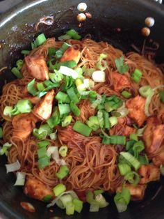 Szechuan Noodles on MyRecipeMagic.com