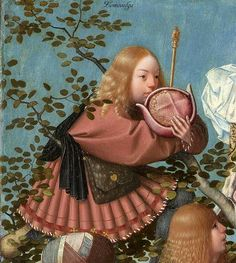Attributed to Geertgen tot Sint Jans (ca. The Tree of Jesse, c. 1500 (detail) oil on panel, h × w Museum Boijmans Van Beuningen, Rotterdam Tree Of Jesse, Medieval Manuscript, 15th Century, Portrait, Renaissance, Museum, Painting, Collection, Detail