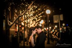 #johnandveronica, #engagement, #nightphotography, #toronto