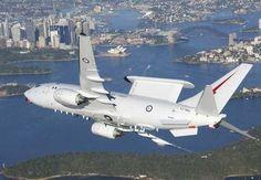 737-700 AEW&C, Wedgetail Aircraft (Australian RAF)