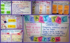 I love these anchor charts!