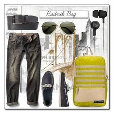 """""""STYLISH MEN"""" by radnikbags ❤ liked on Polyvore featuring iCanvas, MANGO, TravelSmith, Timberland, Original Penguin, men's fashion and menswear"""