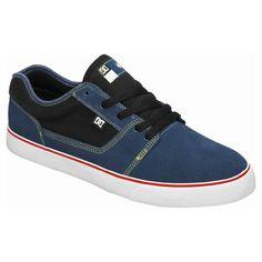 DC Shoes Tonik S core skate dark / denim / white 69€ #dc #dcshoes #tonik #skate #skateboard #skateboarding #shoes #shoe #skateshoes #skateshop