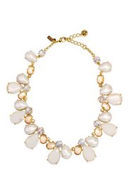 Kate Spade New York. Crystal Chapel Cluster Necklace