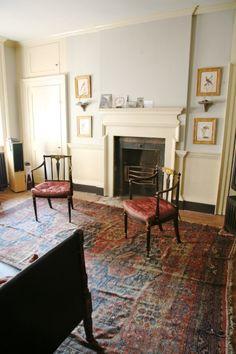 Marianna Kennedy's Spitalfields house