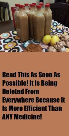 This drink is natural (garlic cloves, ginger, lemons)and it cleans our arteries from toxins, chemicals and fats that could do us harm. It likewise shields us from colds and influenza and takes out diseases that can change[. Health And Beauty, Health And Wellness, Health Fitness, Fitness Diet, Natural Health Remedies, Herbal Remedies, Natural Medicine, Herbal Medicine, Healthy Drinks