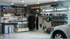 Aménager intelligemment son garage