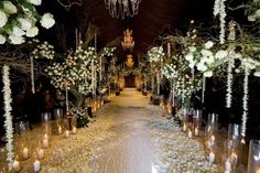 mindy weiss wedding pictures | Style the Aisle | Ceremony Decor Edition » The Bridal Detective
