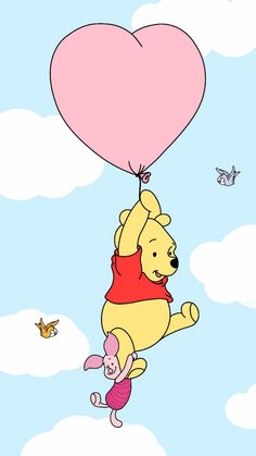 Pooh bear Cartoon Wallpaper Iphone, Apple Wallpaper Iphone, Bear Wallpaper, Cute Disney Wallpaper, Cute Cartoon Wallpapers, Winne The Pooh Quotes, Winnie The Pooh Pictures, Cute Winnie The Pooh, Winnie The Pooh Birthday