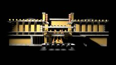 WEDDING PROJECTION MAPPING ~Architecture~
