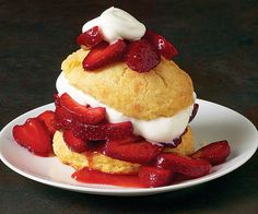 Classic-Strawberry-Shortcake recipe Very good.  Little sweeter than I'm used to, but not too sweet at all.
