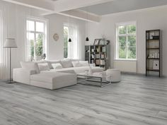 Bricola Italian Wood Look Floor Wall Tile