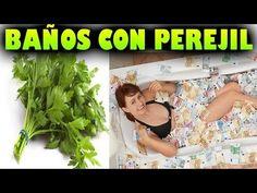 PON PEREJIL EN TU BAÑO y mira que sucede!! - YouTube