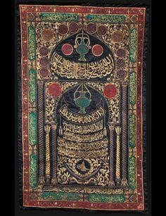 Important textile at the Ashmolean