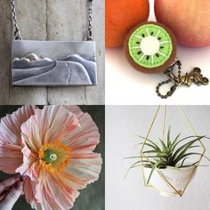 """Etsy Shop: Sewn By The Beach on Instagram: """"Happy #followfriday! How beautiful are these photos? Click them to check out the artists and makers behind them and give them a follow! Photo credit from top left: @studiowildroses @missistippyshop @cobralilyshop @handmadesammade"""""""