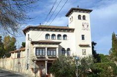 Masía Señorial en venta. Riudoms. Reus. Costa Dorada. Tarragona | Lançois Doval http://www.lancoisdoval.es/casas-rurales-en-venta.html