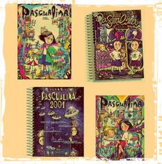Pascualina #MiveranoProarte Nostalgia, Notebook, Cover, Art, Memories, Day Planners, Objects, Favors, Notebooks