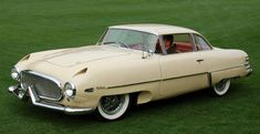 Special cars: Hudson Italia Touring Coupe