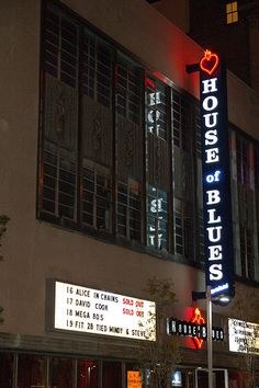 House Of Blues Cleveland By Kaz Miller, Via Flickr