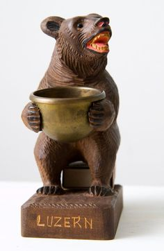 50 Best Black Forest Bears And Other Carvings Images Wood Carvings