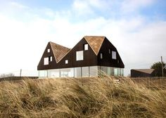 "Norwegian ""Dune House"" by Jarmund/Vigsnæs Architects; book it: http://www.living-architecture.co.uk/the-houses/dune-house/tariff/"