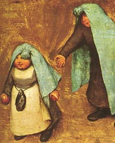 Children's Games (detail) by BRUEGEL, Pieter the Elder #art
