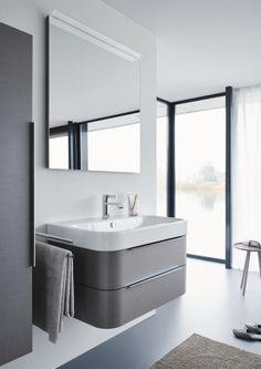 #badkamermeubel #duravit bij Van Wanrooij keuken- en badkamerspecialisten