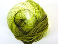 Bonita Yarns - Dream Baby - Forest Degrade