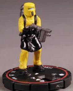 Scrubber #018 The Lab HorrorClix - HorrorClix: The Lab Singles - Horrorclix - Miniatures