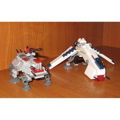 Micro Lego, Lego Spaceship, Lego Mecha, Battle Tank, Lego Projects, Lego Stuff, Lego Instructions, Lego Building, Lego Creations
