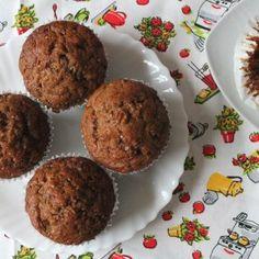 Muffin de Banana com Canela | Gordelícias