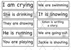 Teacher's Pet - Trio Tenses Matching Game - Premium Printable Classroom Activities and Games - EYFS, KS1, KS2, verbs, tenses, past, present,...