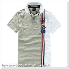 Aeronautica Militare Polo T-Shirt. Polo Rugby Shirt, Polo T Shirts, Kids Shirts, Camisa Polo, Asian Men Fashion, Mens Fashion, Moda Casual, Surf Wear, Boys Wear