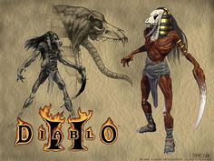 Diablo II Lord of Destruction Wallpapers