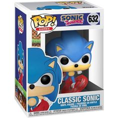 Vinyl Figures, Pop Figures, Sonic The Hedgehog Halloween Costume, Classic Sonic, Pop Games, Funko Pop Anime, Nintendo, Game Sonic, Funk Pop
