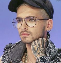 Bill Kaulitz on DSDS