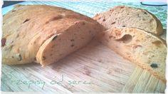 Bread with dried tomatoes and olives / Przepisy od serca: Chleb z suszonymi pomidorami i oliwkami