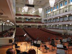 Nashville Symphony Seating Chart