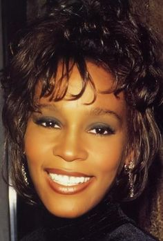 Whitney Houston...She had one of the most beautiful voices I have ever heard.